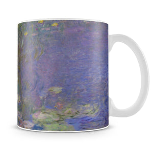 Water Lillies 13 by Monet Mug - Canvas Art Rocks - 4