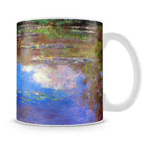 Water Lily Pond 4 by Monet Mug - Canvas Art Rocks - 4