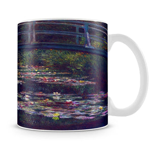 Water Lily Pond 5 by Monet Mug - Canvas Art Rocks - 4