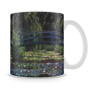 Water Lily Pond 6 by Monet Mug - Canvas Art Rocks - 4