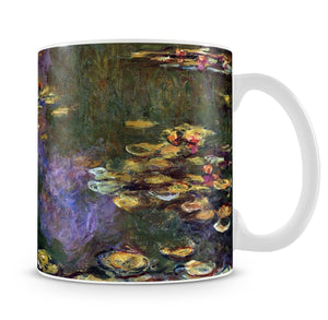 Water Lily Pond Giverny by Monet Mug - Canvas Art Rocks - 4