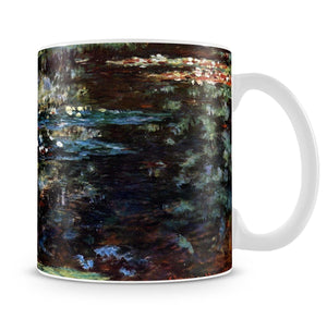 Water garden at Giverny by Monet Mug - Canvas Art Rocks - 4