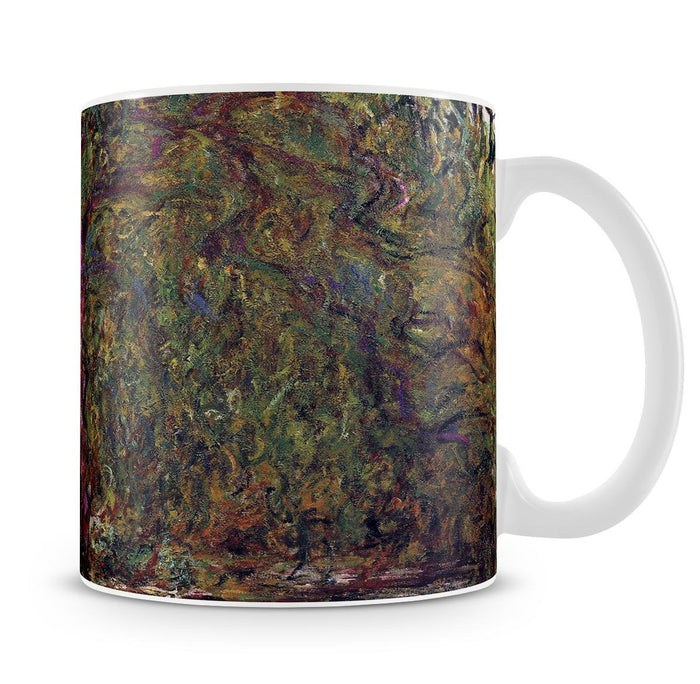 Weeping willow by Monet Mug