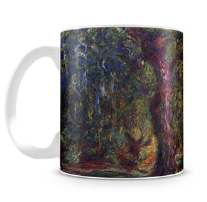 Weeping willow by Monet Mug - Canvas Art Rocks - 4