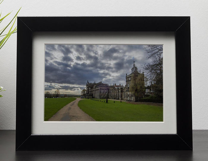 Wentworth Woodhouse Hall Framed Print