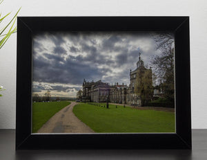 Wentworth Woodhouse Hall Framed Print - Canvas Art Rocks - 2