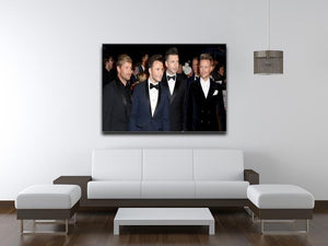 Westlife Canvas Print or Poster - Canvas Art Rocks - 4
