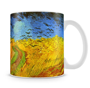 Wheatfield Mug - Canvas Art Rocks - 4