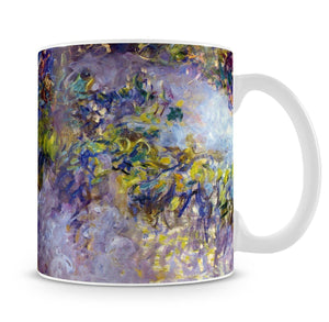 Wisteria 1 by Monet Mug - Canvas Art Rocks - 4