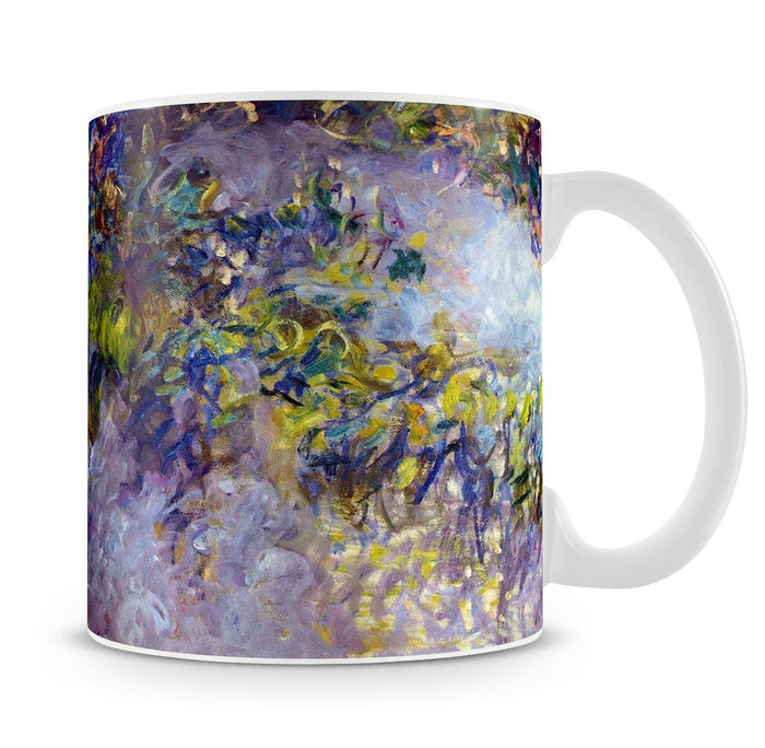 Wisteria 1 by Monet Mug