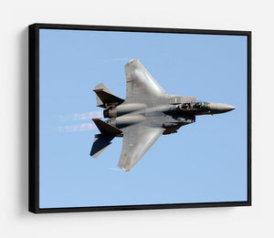 jet at high speed HD Metal Print