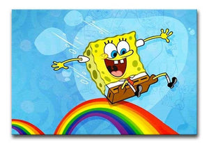 Sponegbob Squarepants Print - Canvas Art Rocks