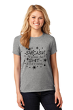 Sarcasm I Sprinkle That Sh!t on Everything Funny T-shirt