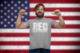 RED Friday Remember Everyone Deployed Military T-shirt Support the Troops
