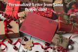 Printable Personalized Letter from Santa Claus to your Child With Their Name Signed by Santa