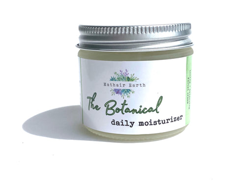 The Botanical Daily Moisturizer