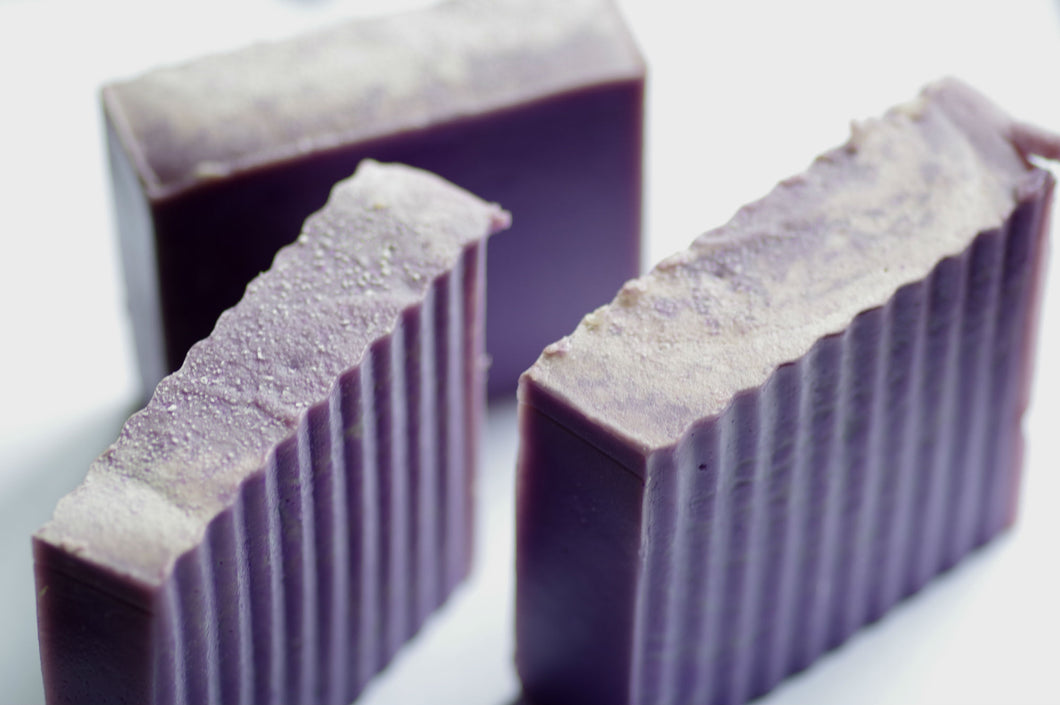 Huckleberry Bar Soap