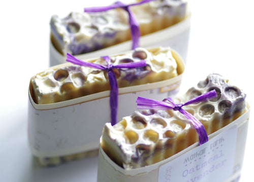Oatmeal Lavender Bar Soap