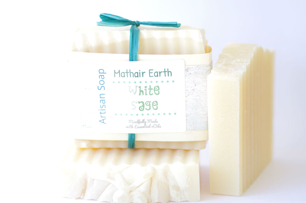 White Sage Bar Soap