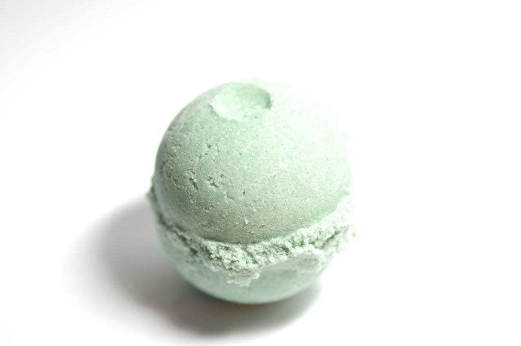 Eucalyptus Essential Oil Bath Bomb