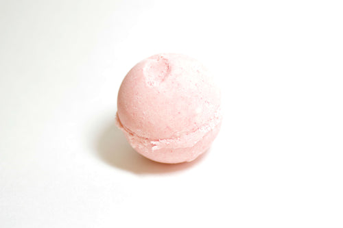 Tangerine Rose Essential Oil Bath Bomb