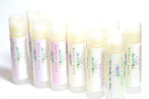 Vanilla Spice Essential Oil Lip Balm