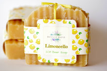 Limoncello Beer Soap