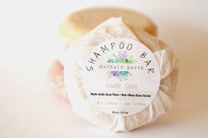 Gentle Giant Shampoo Bar