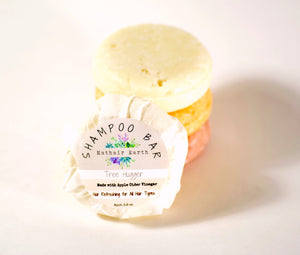 Apple Cider Vinegar shampoo bar