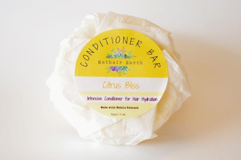 Citrus Bliss Conditioner Bar