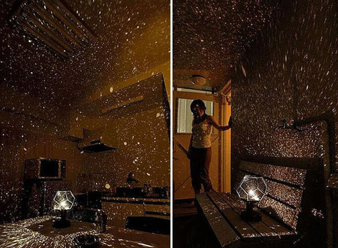 Light Up Your Roomu0027s Ceiling And Walls With The Fantastic Galaxy Lamp  Projector! Perfect For Nurseries, Bedrooms And Living Rooms, This Kit Will  Change Your ...