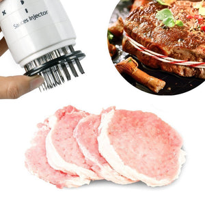 Smart Living 2 In 1 Meat Tenderizer & Marinade injector Online Shop Market
