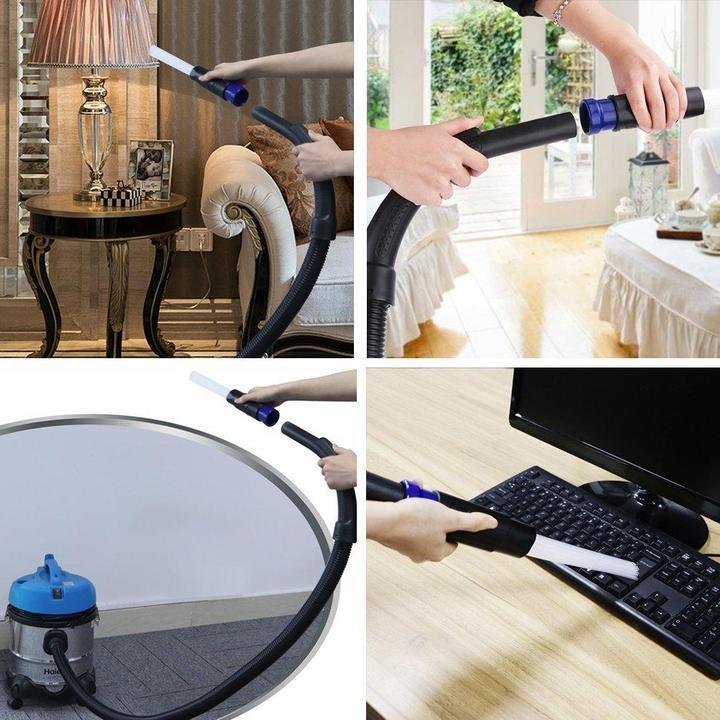 Smart Living Dusty Daddy - Universal Vacuum Cleaner Attachment Online Shop Market