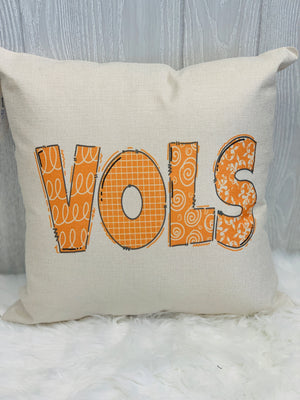 Collegiate Decorative Pillow 16x16
