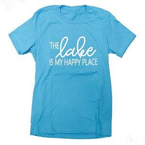 The Lake is My Happy Place TShirt