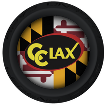 CCLAX Lacrosse Stick Black End Cap