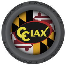 CCLAX Lacrosse Stick Gray End Cap