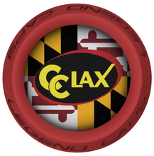 CCLAX Lacrosse Stick Red End Cap