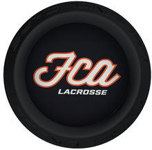 FCA Lacrosse Stick Black End Caps