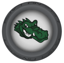 Gators Lacrosse Stick Gray End Caps