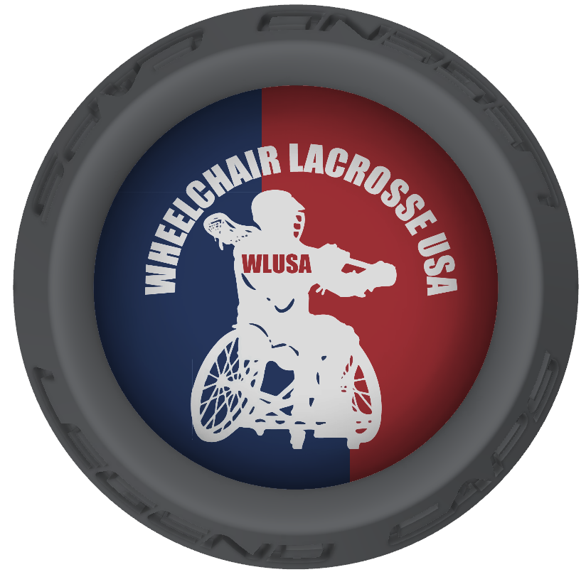 WLUSA LACROSSE STICK LEGEND CAPS