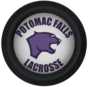 Potomac Falls Lacrosse Stick Black End Cap