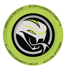 Sidewinders Lacrosse Stick Lime End Cap