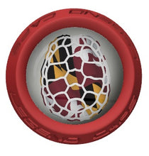 Turtle Shell Lacrosse Stick Red End Cap