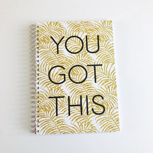 You got this planner