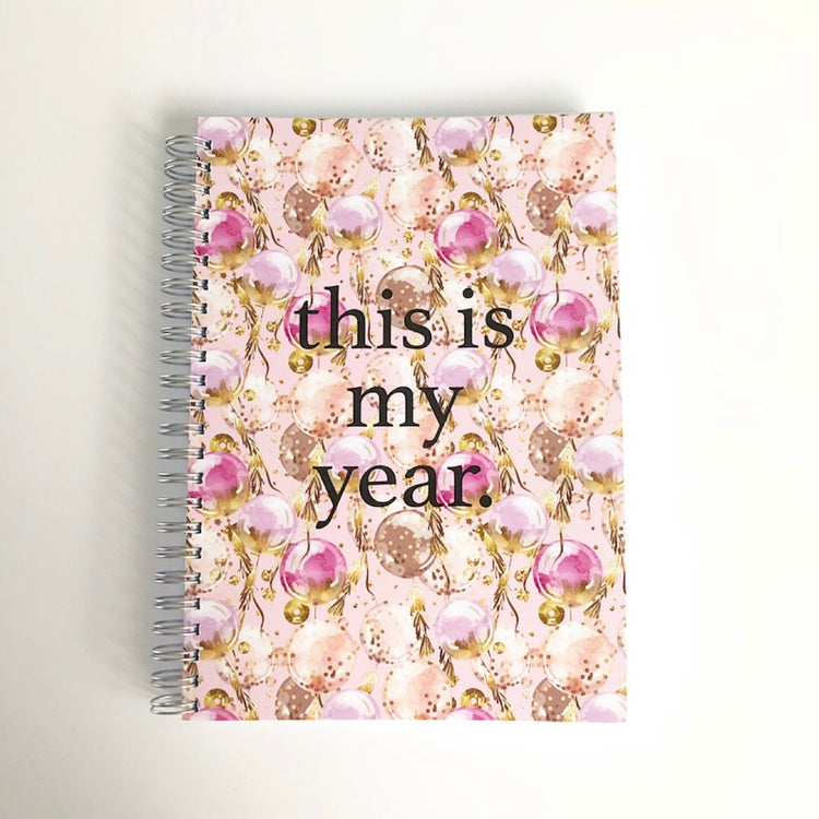 This is my year food diary