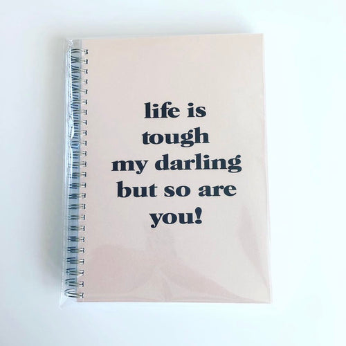 Life is tough my darling food diary
