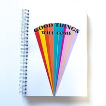 Good things will come Planner