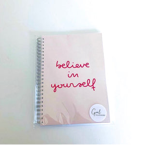 Love island style believe in yourself