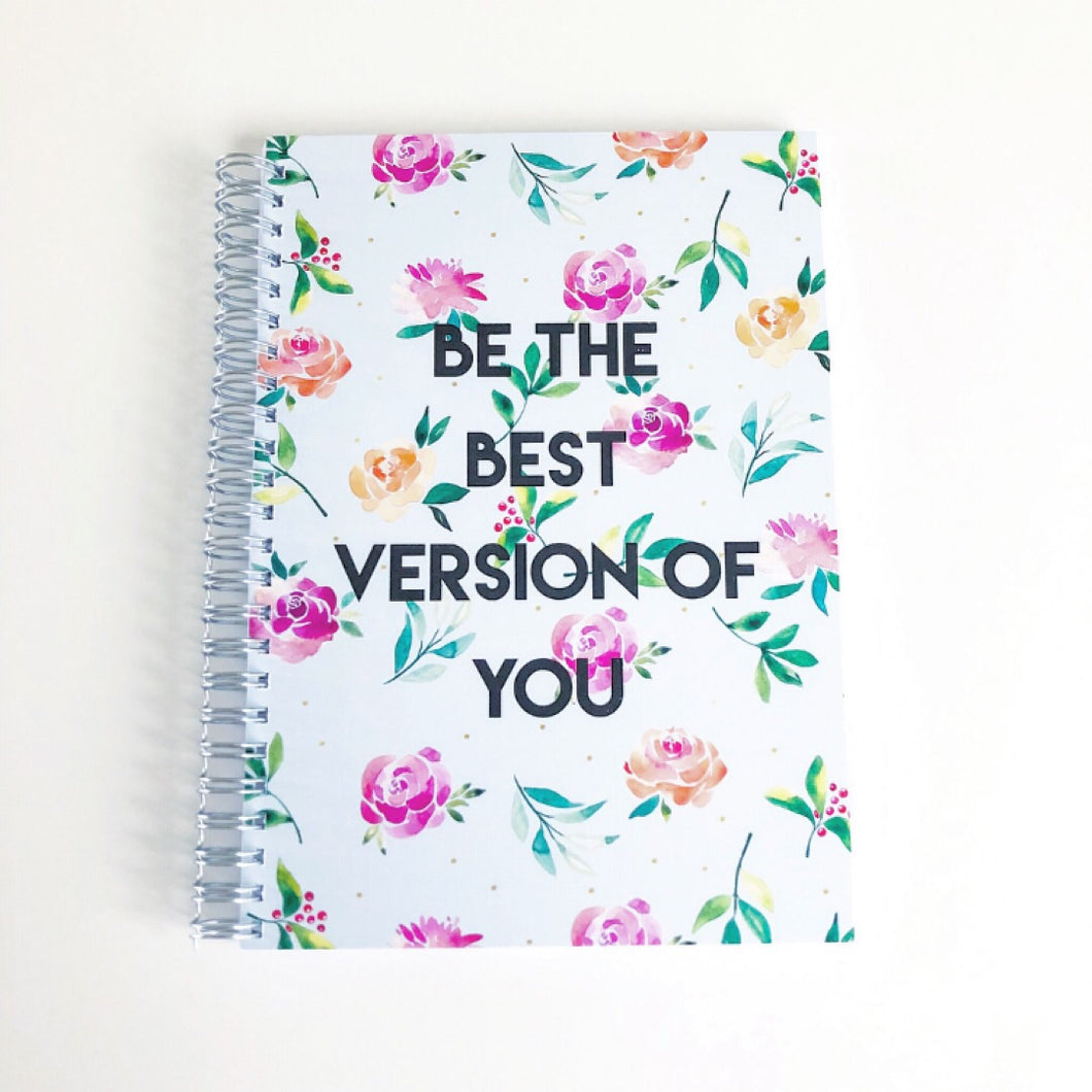 Be the best version of you food diary